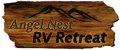 Angel Nest RV Retreat Logo